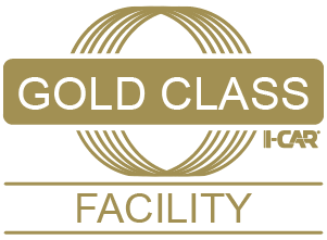 A1 Custom Auto Body is I-CAR Gold Class Certified-